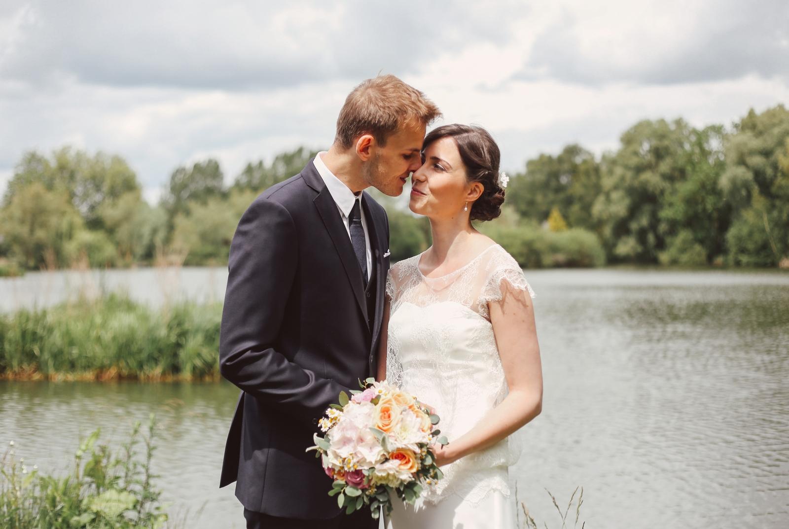 Laura & Fabrice, un joli mariage champêtre près d'Amiens