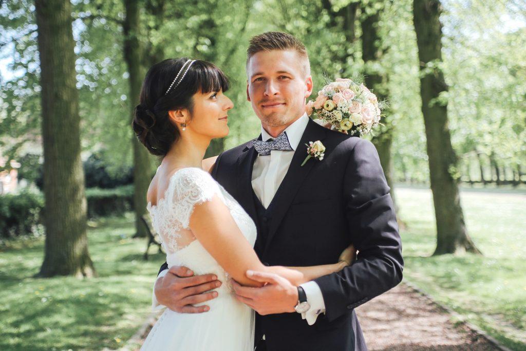 photo de couple mariage romantique lille