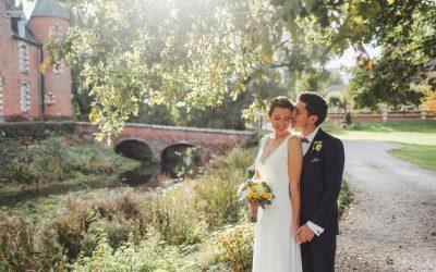 Un mariage romantique et automnal aux Granges de Zuthove