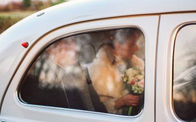 Un mariage hivernal et intimiste près de Lille