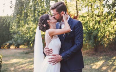 Un joli mariage champêtre au Clos du Bac dans les Flandres