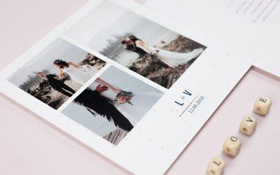 Collaboration avec Carteland, créateur de jolie papeterie de mariage