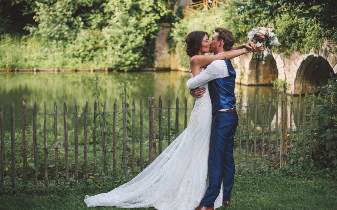 Un mariage bohème chic au Chateau de Morbecque