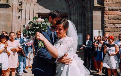 Un mariage romantique au Château de Couturelle