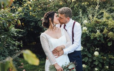 Un mariage bohème au Domaine des Coquelicots dans les Flandres