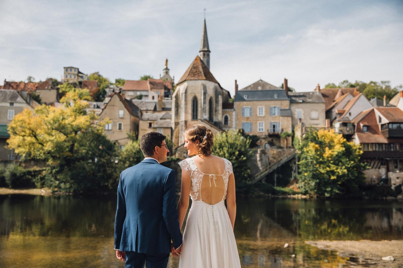 photographe mariage argenton sur creuse